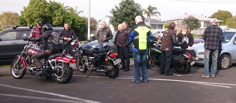 North Harbour Branch Poker Run (20-10-2019)